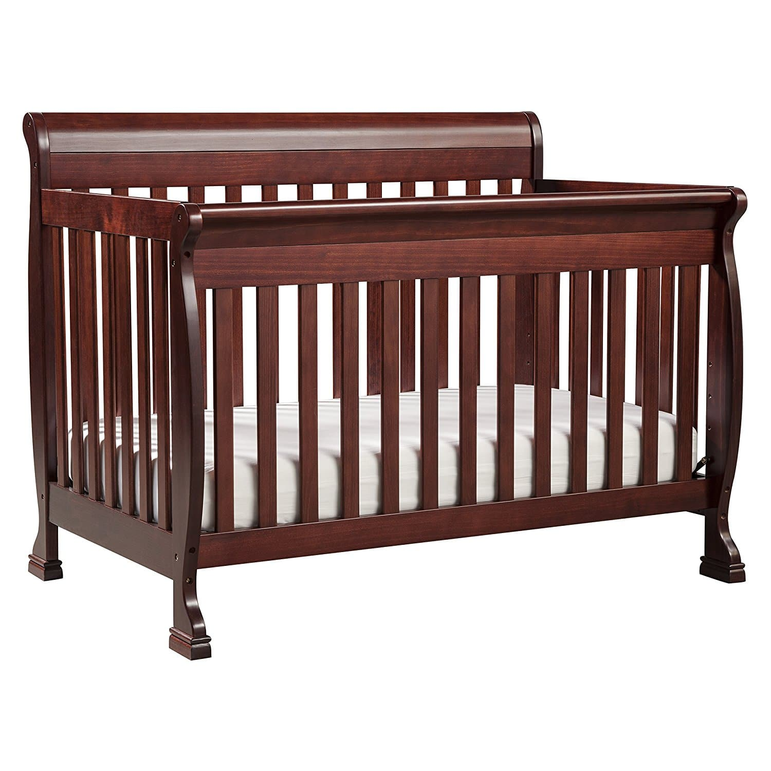 Review: DaVinci Kalani Convertible Crib with Toddler Rail