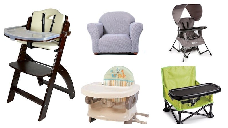 best baby chairs 2017