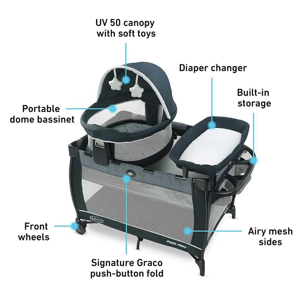 Graco Pack 'n Play Travel Dome