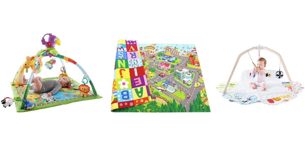 best baby playmats play gyms