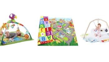 The Best Baby Playmats and Play Gyms in 2020