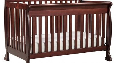 DaVinci Kalani Convertible Crib with Toddler Rail
