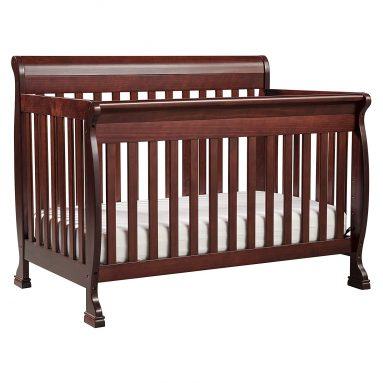 Review: DaVinci Kalani Convertible Crib with Toddler Rail
