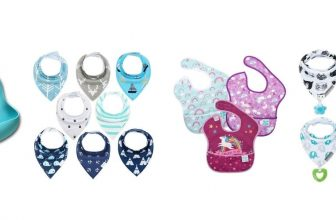 The 6 Best Baby Bibs to Buy in 2021