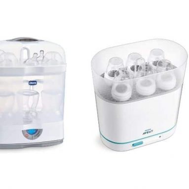 The Best Baby Bottle Sterilizers of 2021
