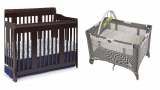 What's The Difference Between a Baby Crib and a Bassinet?