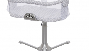 Review: HALO Bassinet Swivel Sleeper – Premier Series