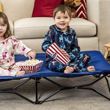 Review: Regalo My Cot Portable Toddler Bed
